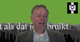 Youtube;  Jaap Kortman over energieneutrale gebieden.